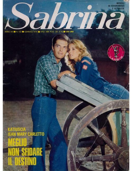 SABRINA N. 142 (1976) - MEGLIO NON SFIDARE IL DESTINO