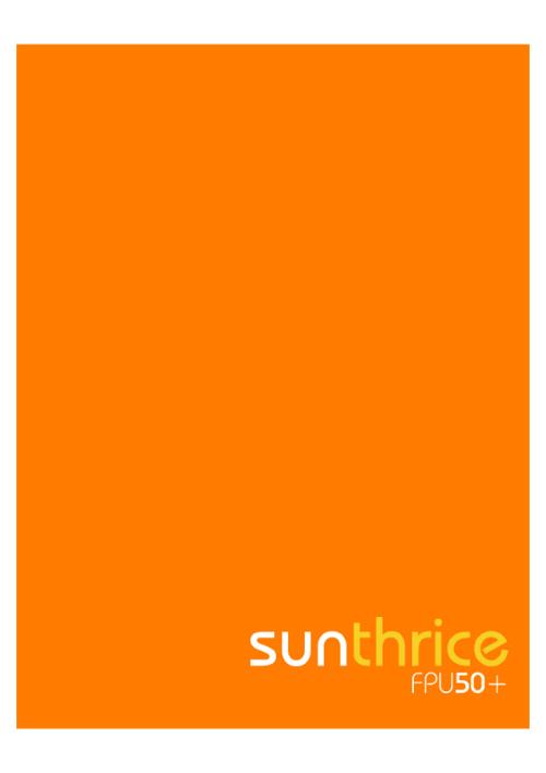 Catalogo Sunthrice