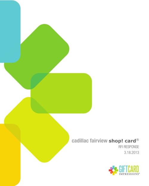 shop! card®   gci