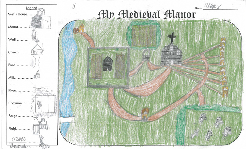 L4C Medieval Manors Part 1