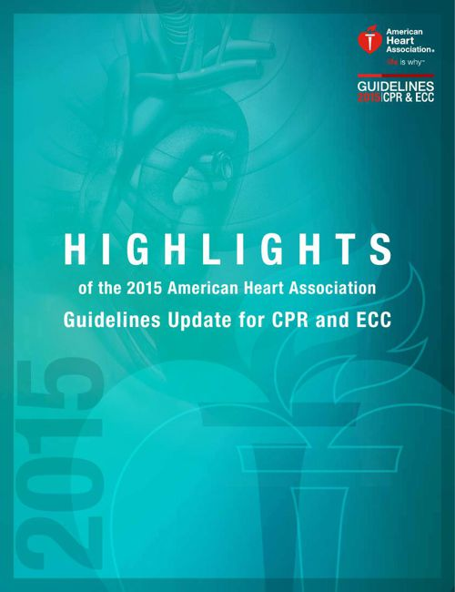 2015-AHA-Guidelines-Highlights-English