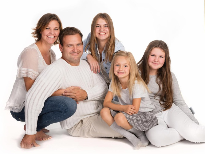 Une belle famille