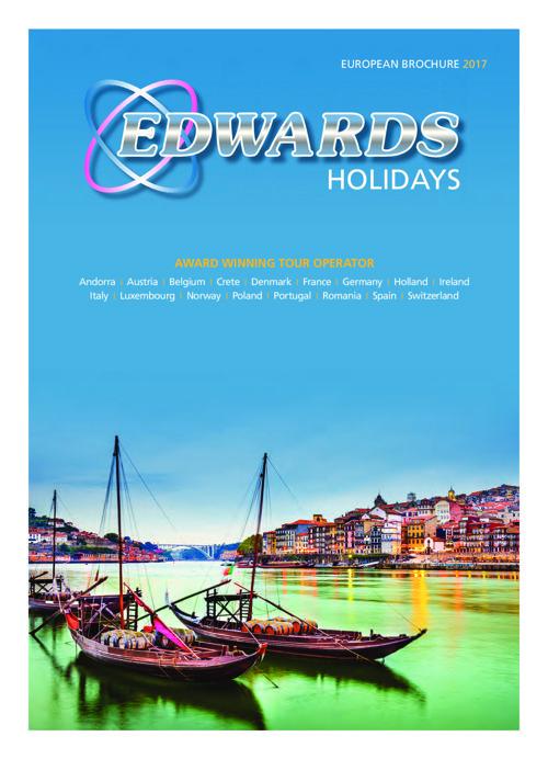 European Brochure 2017