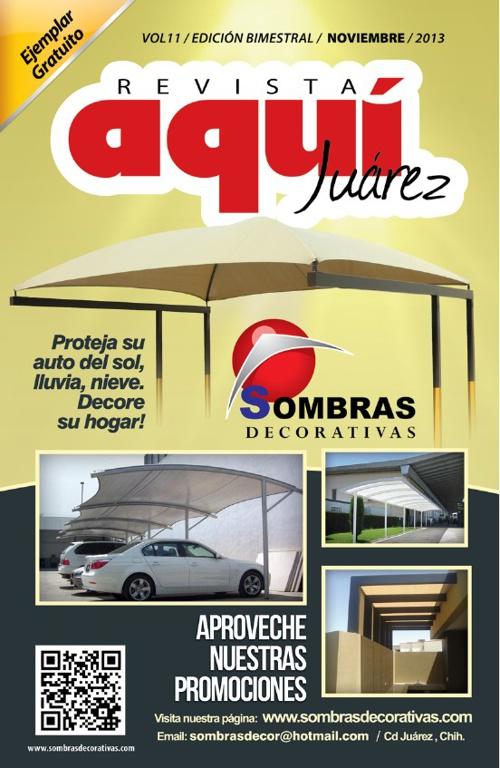 Edición 11 Noviembre /  Revista Aquí Juárez