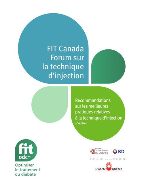 FIT Canada Forum sur la technique d'injection