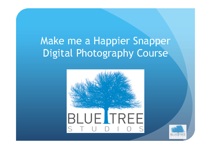 Happier Snapper Course Notes