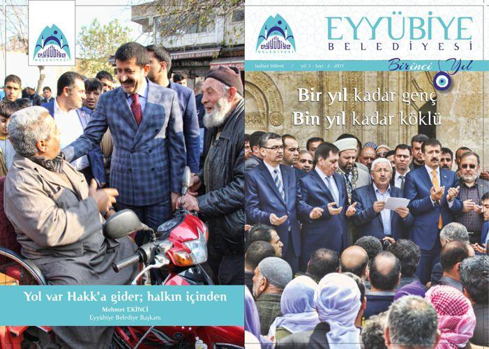 Eyyübiye Belediyesi Faaliyet Bülteni - 2