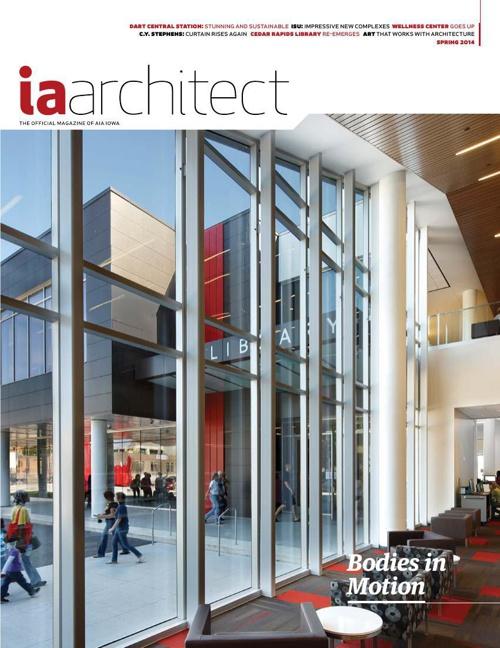 Iowa Architect Spring 2014