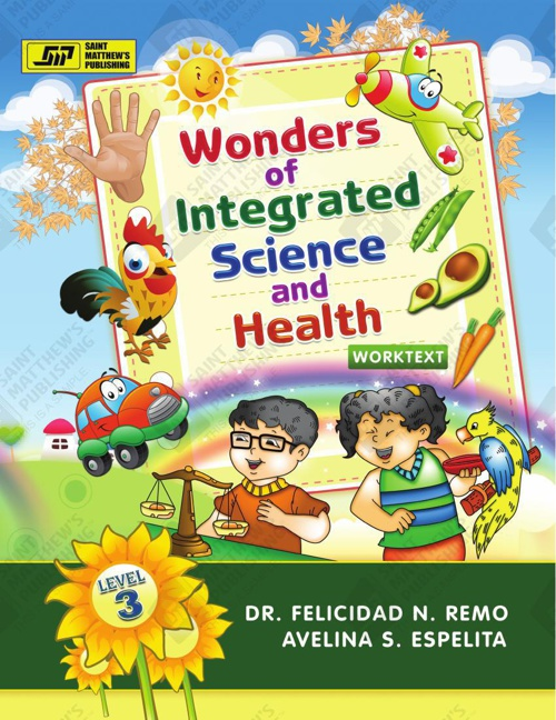 Wonders of Integrated Science and Health - Level 3