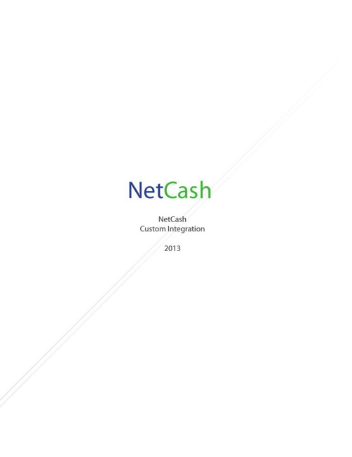 NetCash V2 3 Custom API integration (3)