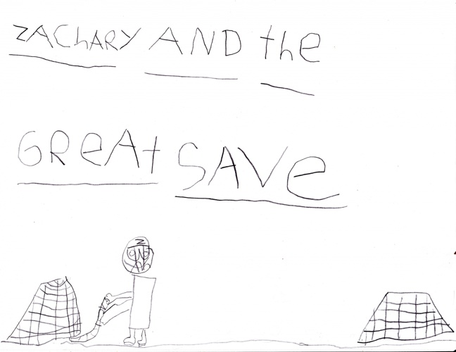 Zachary and the Great Save