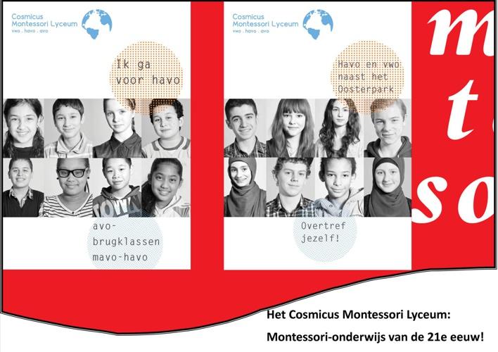 Montessori-momenten binnen het CML