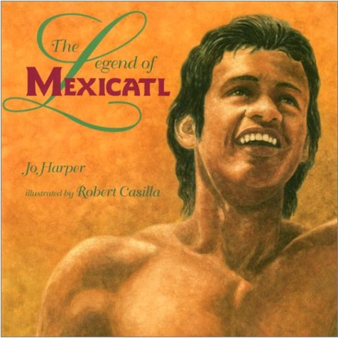Copy of The Legend of Mexicatl