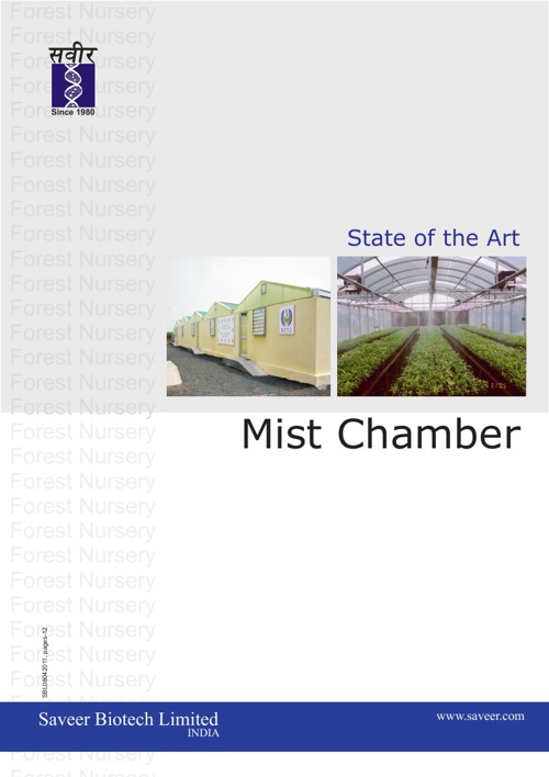 Mistchamber catalogue 2013-2014