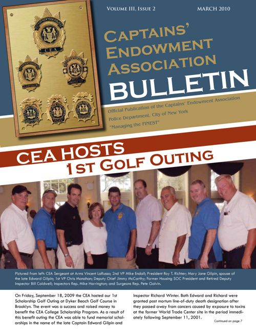 CEA Magazine   March 2010