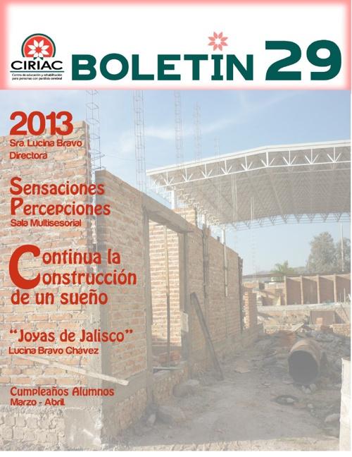 CIRIAC 2013 BOLETIN 29