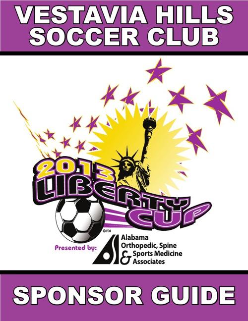 Tournament Sponsor Program