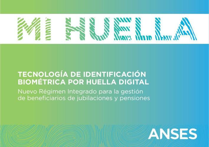 #MiHuella, la nueva tecnología de identificación biométrica