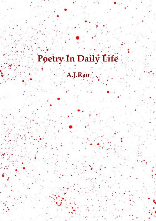 Poetry in daily life