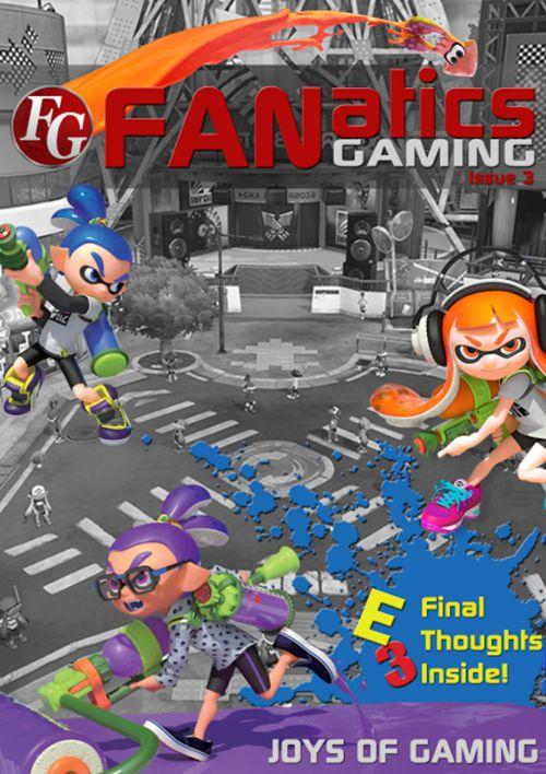FANatics Gaming Issue #3