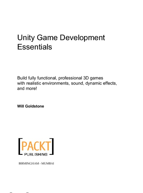 Unity_Game_Development