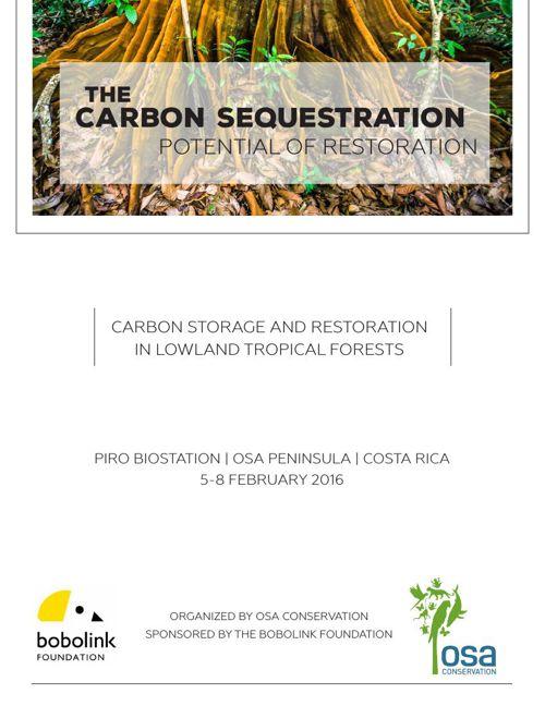 Carbon Sequestration Program