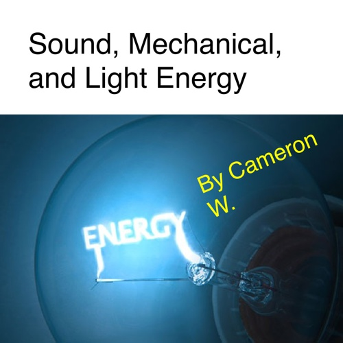 Smith Sound Mechanical and Light Energy