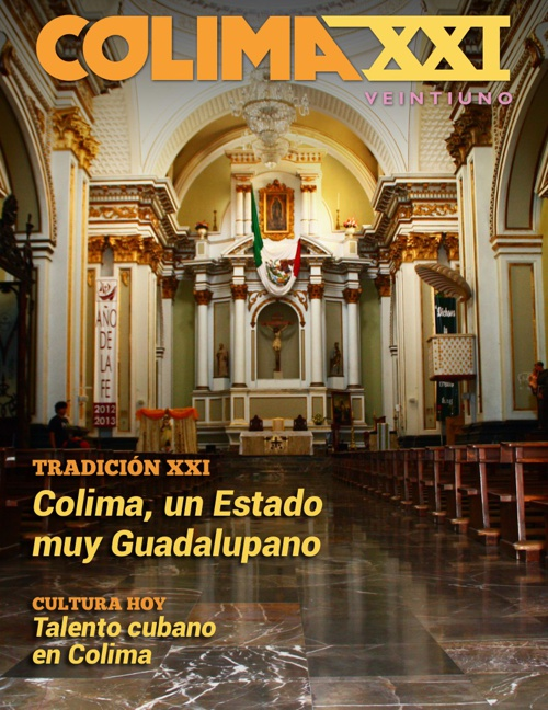 Revista Colima XXI - Diciembre
