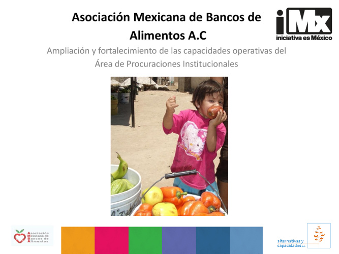 Asociación Mexicana de Bancos de Alimentos A.C