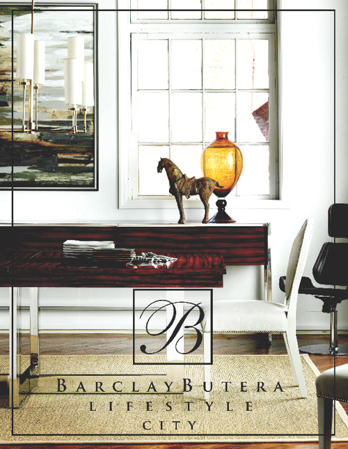 Barclay Butera Lifestyle City Catalog