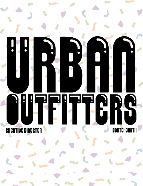 Urban Outfitters Class Assignment