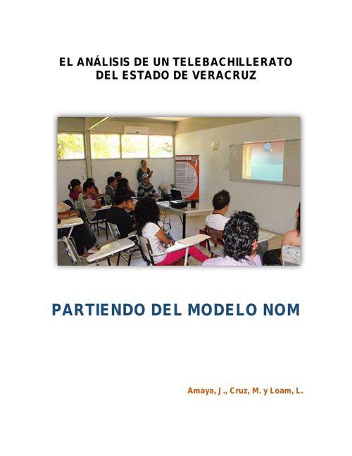 EL ANÁLISIS DE UN TELEBACHILLERATO DEL ESTADO DE VERACRUZ(1)