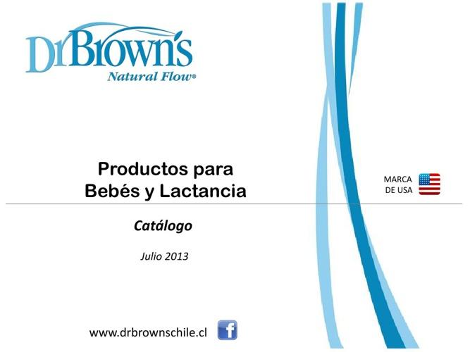 Catálogo Dr. Brown's