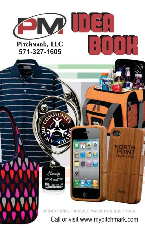 2013 Pitchmark Idea Book