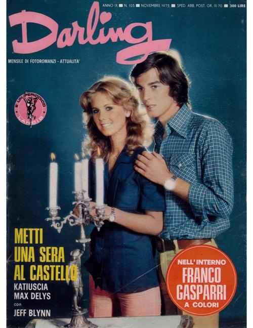 DARLING N. 105 (1975) - METTI UNA SERA AL CASTELLO