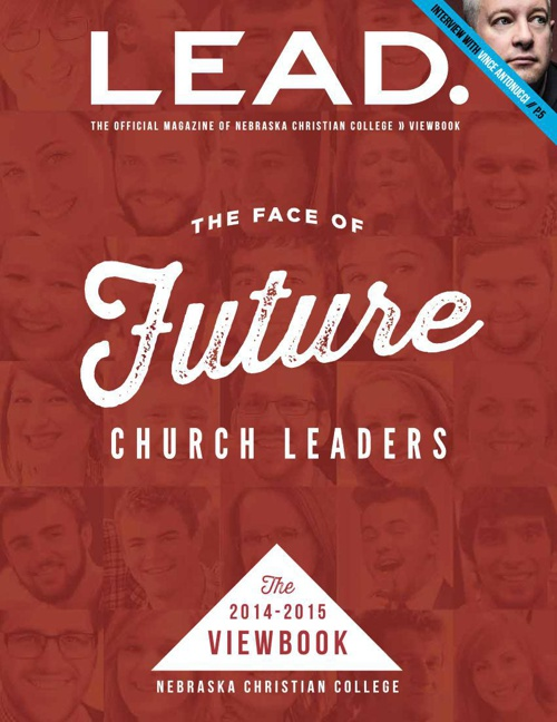 2014-15 Nebraska Christian College Viewbook