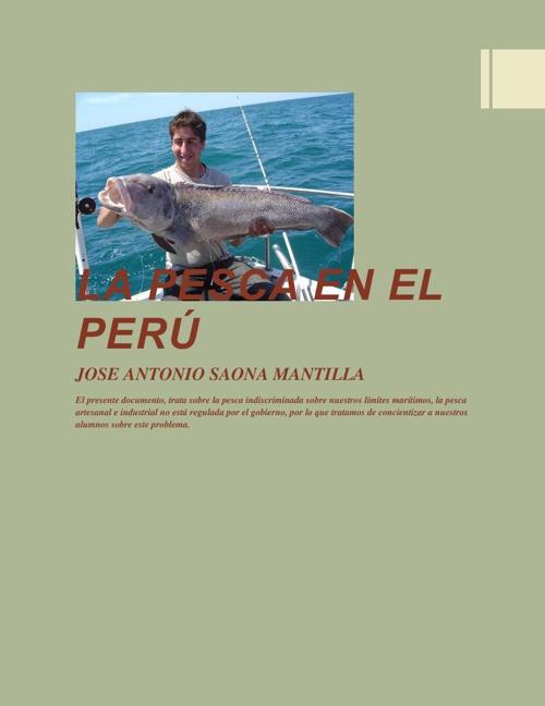 LA PESCA EN EL PERU
