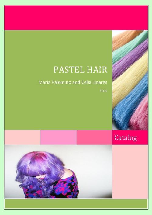CATALOG PASTEL HAIR