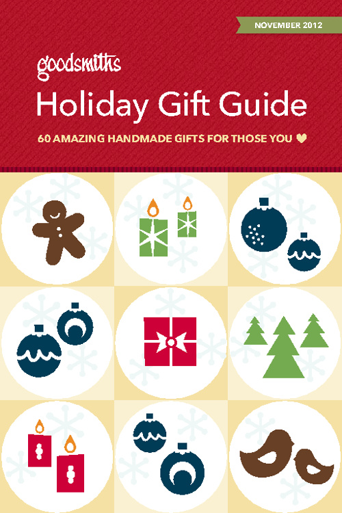 Goodsmiths Holiday Gift Guide