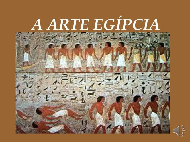 Arte Egípcia e suas características