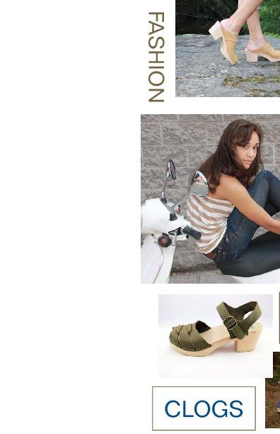 Scandic Footwear Clogs
