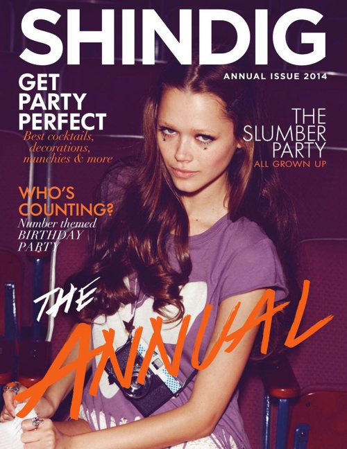 Shindig Annual Issue