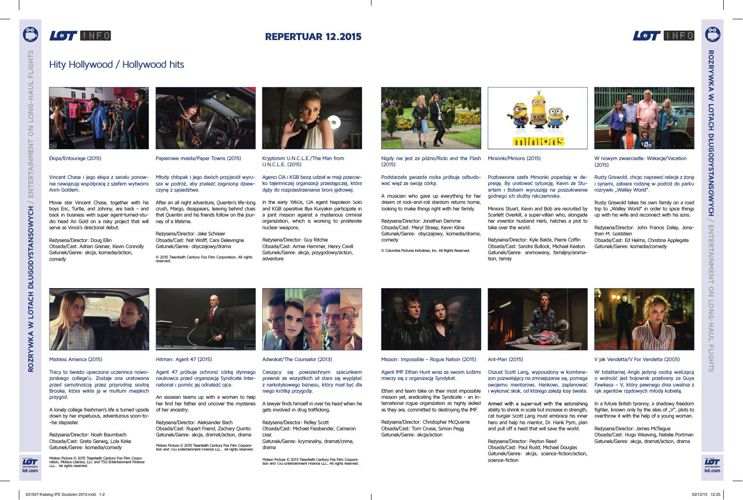 Copy of ENTERTAINMENT ON LONG-HAUL DECEMBER 2015