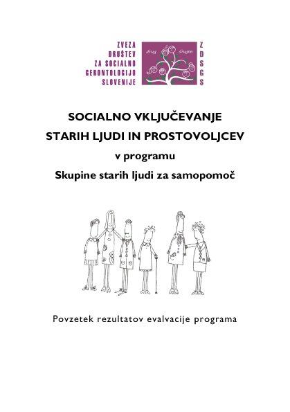 Evalvacija - brosura 2010