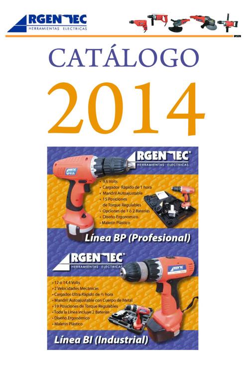 Catálogo Argentec