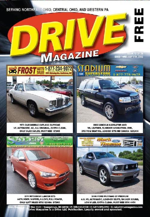 Drive Magazine Test