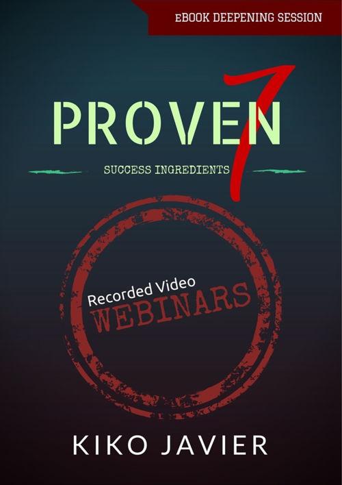 Proven7 Appreciation Webinar