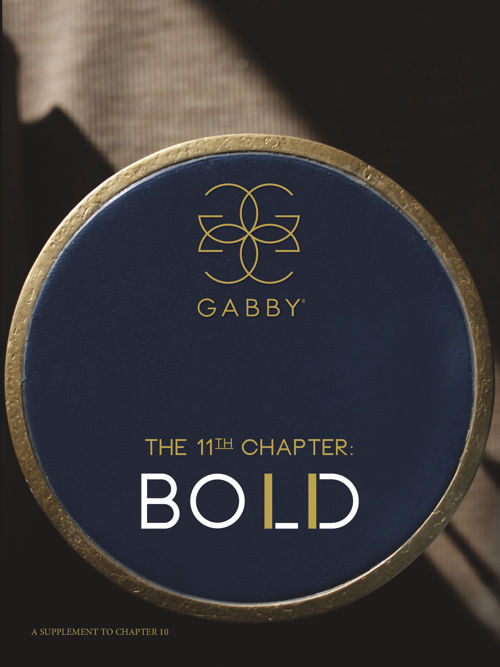 Gabby Home - The 11th Chapter BOLD
