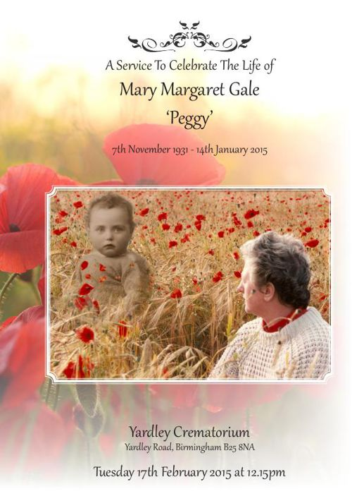 MAry Gale