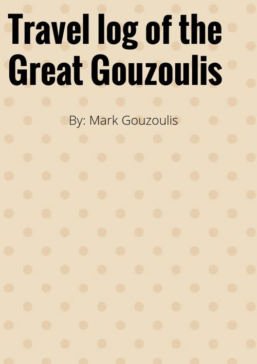 The Great Gouzoulis